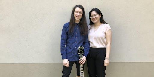 Teresa Chang & Matt Franceschini