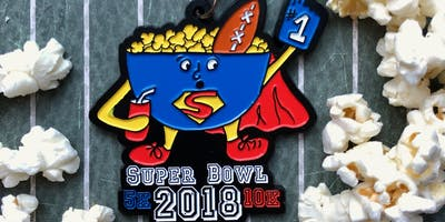 Now Only $6! Super Bowl 5K & 10K-South Bend
