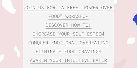 Power Over Food Workshop tickets