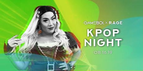 GAMEBOI® LA @ Rage Nightclub 08.16 w/ Tune in Tokyo & Live Performances by Aymie Anaki and ACC*TS tickets