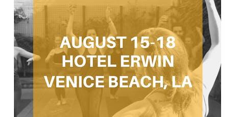 The Original DRUNK YOGA® at Hotel Erwin in Venice Beach, LA! tickets