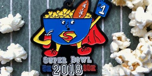 Now Only $6! Super Bowl 5K & 10K-Detroit