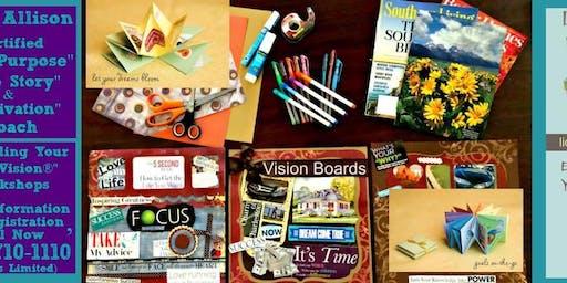 Life Purpose Vision Board Workshop