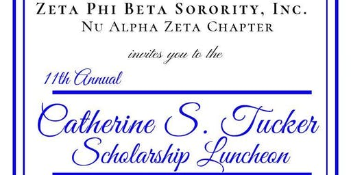 Catherine S. Tucker Scholarship Luncheon