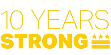 10  Years Strong // Yoga, Bootcamp and Mimosas with Balance Gym & DC Fray tickets