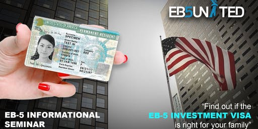 EB-5 Informational Seminar