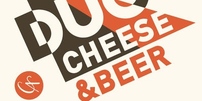Duo: Cheese & Beer!