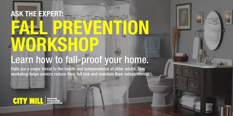 Ask The Expert: Fall Prevention Workshop at City Mill Honolulu tickets
