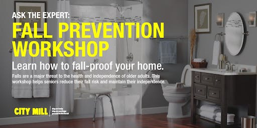 Ask The Expert: Fall Prevention Workshop at City Mill Honolulu