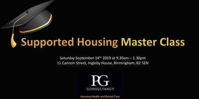 Supported Housing Master Class