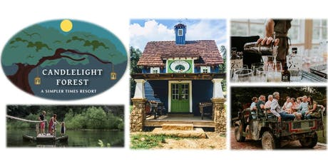 Candlelight Forest Progressive Dinner Tour  tickets