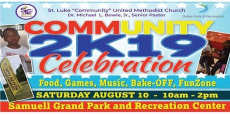 Community Celebration 2K19 tickets