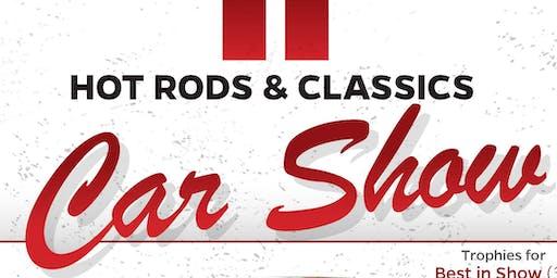 Hot Rods & Classics Car Show