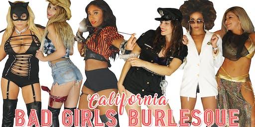 Grand Coulee, WA | Eagles | California Bad Girls Burlesque
