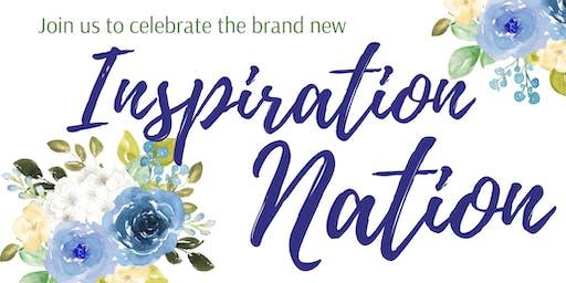 Inspiration Nation Celebration