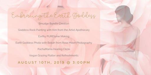 Embracing the Earth Goddess