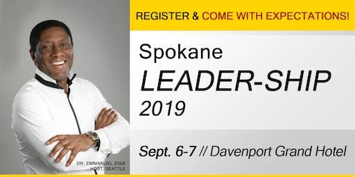 Spokane Leadership Conference 2019