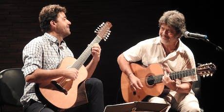 Duo Luiz Brasil e Fábio Neves ingressos