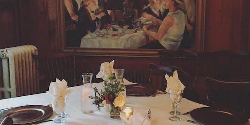 Monet's Table - August 24