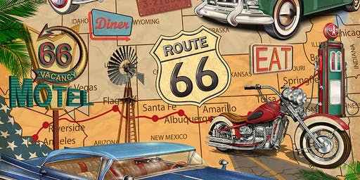 """Shaken, Stirred and Punched"" Mixology Class: Route 66 Road Trip"