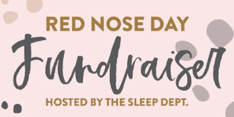 Red Nose Day Morning Tea hosted by The Sleep Dept.  tickets