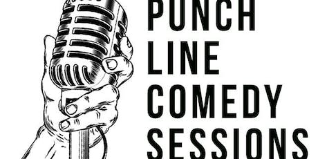 Punch Line Comedy Sessions tickets