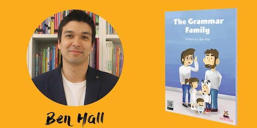 Meet the Author at Book Talk(CWB)