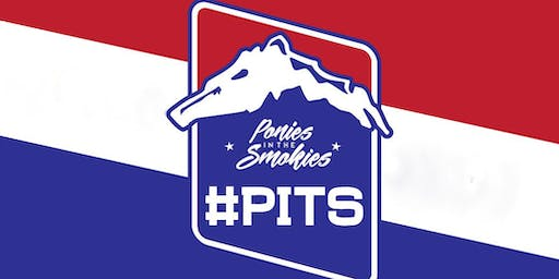 Ponies In The Smokies 2020 Car Show Ticket