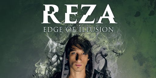 REZA: Edge of Illusion