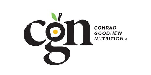 Nutrition with Conrad Goodhew NZRD