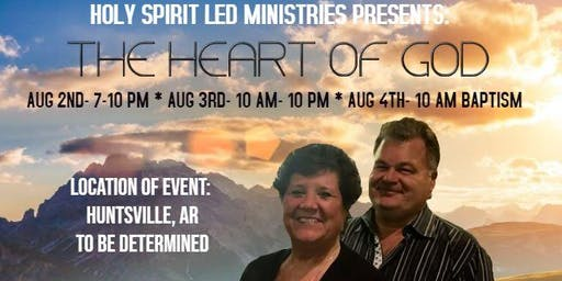 The Heart of God Conference
