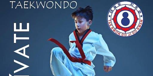 Clasé de taekwondo gratis