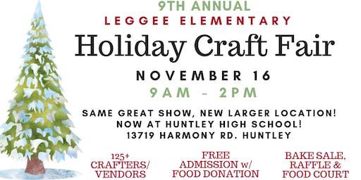 Leggee Holiday Craft Fair at HHS