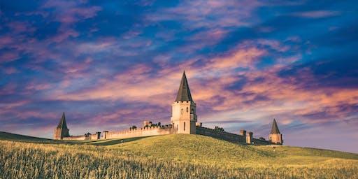 """Shades of Summer Love"" Dinner @ The Kentucky Castle"