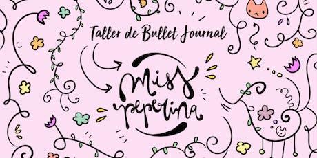 Taller de Bullet Journal (BUJO) entradas