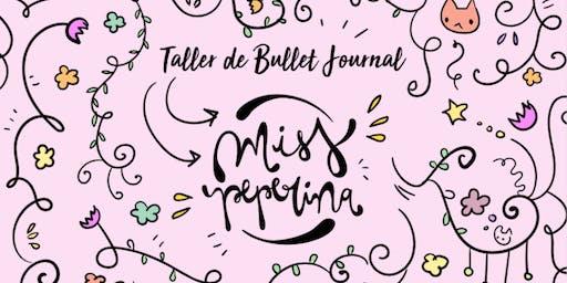 Taller de Bullet Journal (BUJO)