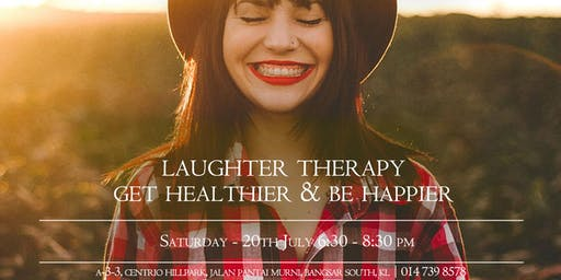 Live Healthier & Happier with Laughter Therapy