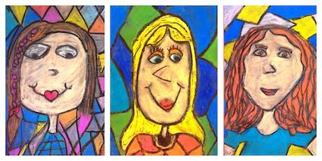 "I ""Heart"" Art Weekly Class (5-12 Years) tickets"
