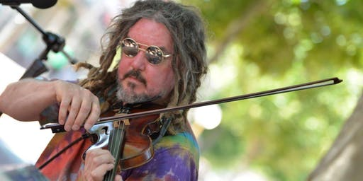 WORKSHOP FOR STRING PLAYERS - Blues, Rock, Folk & World Music with Rupert Guenther