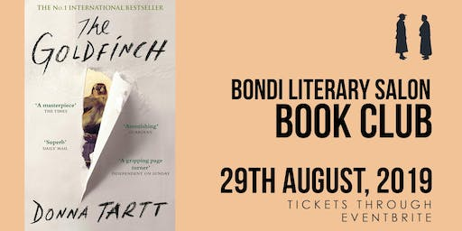 BONDI LITERARY SALON, 29TH AUGUST 2019