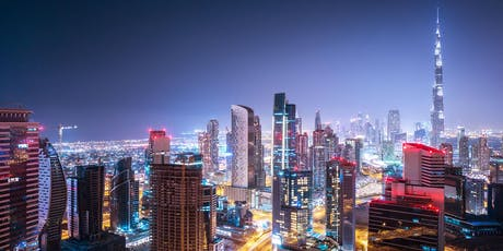 Smart City Executive Workshop, Dusit Thani, Dubai tickets