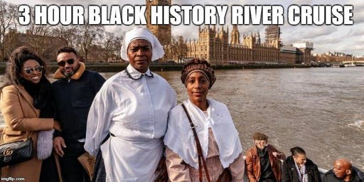 Black History River Cruise 5th October