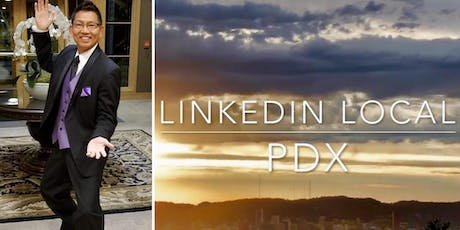 LinkedInLocal PDX: A Purposeful Life Of The Golden Leaf with Kilong Ung tickets