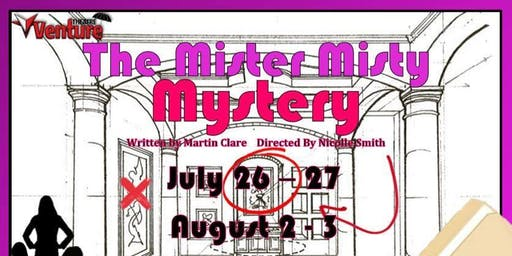 The Mr Misty Mystery