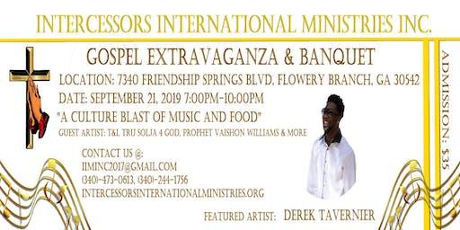 Gospel Extravaganza & Banquet
