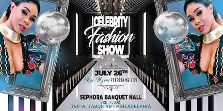 Philly's Celebrity Fashion Show & Concert tickets