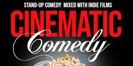 Cinematic Comedy tickets