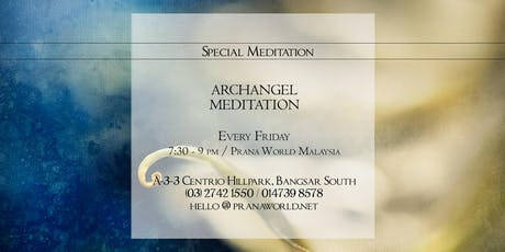 Archangel Meditation tickets