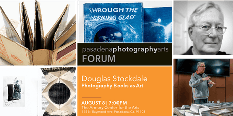 FORUM: Douglas Stockdale - Photography Books as Art tickets