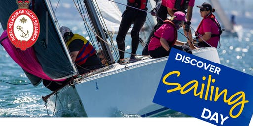 Discover Sailing Day at RMYS -2019